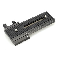 LP-01 2 way Macro Shot Focusing Focus Rail Slider for CANON NIKON SONY Camera D-SLR -Free Shipping