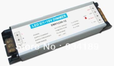 Free Shipping 220V Dimming LED Driver, 0-10V & TRIAC & DALI signal control, Analog pwm driver 40W 1 Channel/AC50-240V DM9130H(China (Mainland))