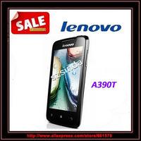 Original Cheap Phone Lenovo A390T Dual Core SC8825 4.0inch Android 4.0 4GB Camera Wifi Russian Multi Language Mobile Phone