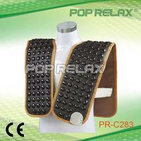 Tourmaline heating therapy shoulder belt POP RELAX Belt283 black