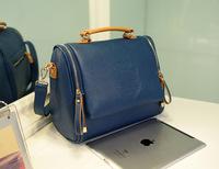 2013 British retro fashion handbags embossed shield portable camera bags women Messenger Bag free shipping