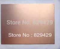 Blank Copper Clad Circuit Board 20*30cm Single Side 20x30cm PCB Universal Prototype  HOT Sale 1.5-1.6mm 10PCS/lot