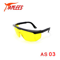 Panlees Indoor Application UV Protection  Safety Glasses Anti-fog Goggles Safety Eyewewar Side Shield 6 colors for lens