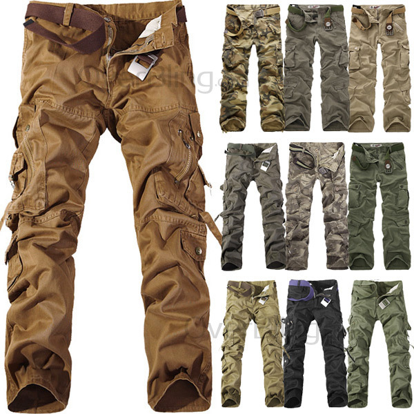 Cool Cargo Pants For Men Camouflage Cargo Pants For Men