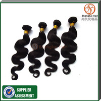 Free Shipping Queen Hair Products Brazilian Virgin Hair Body Wave 100% Human Hair Grade 5A No Tangle No Shedding 5pcs/lot