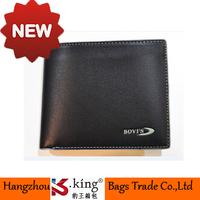 B.King Carteiras Masculinas Cheap Casual Simple Desigual Wallet High Quality Billfold Men Wallet