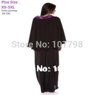 batwing Tassels sleeves purple abaya islamic abaya for women dubai dress jilbab ABAYA in dubai kaftan Muslim abaya evening gown