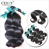 CEXXY Brazilian Hair Weave Bundles,Human Hair Weave,Brazilian Body Wave,6A Brazilian Virgin Hair Body Wave,Queen Hair Products