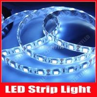 LED Strip Light 5050 Waterproof 12v Led Tape Ribbon Lamp 60 leds/m 5m 300 Led RGB/White/Red/Green/Yellow/Blue,Free Shipping