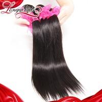 Beauty Forever 6A Cheap Malaysian Virgin Hair Straight 4PCS Lot, Malaysian Silky Straight Human Hair Weaves Bundles LQMST002
