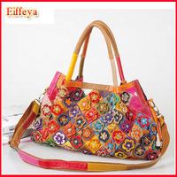 2015 HOT Quality Women Leather Handbag Brand Fashion Designer Shoulder Messenger Bag freeship Promotion
