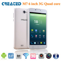 CREATED X7S 2G 7 inch cheap tablets with sim card slot  GPS Bluetoth TV FM Wifi dual Camera Dual Sim card slot