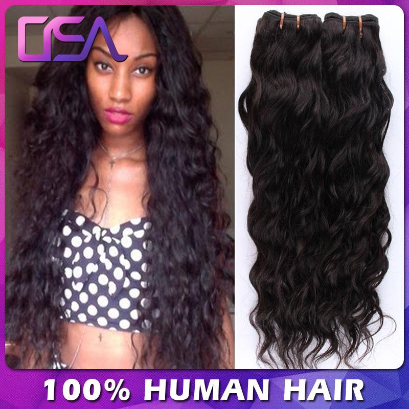 Brazilian Water Wave Brazilian Ocean Wave Virgin Hair 4pcs Lot ...