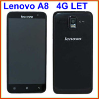 "Original Lenovo A8 4G FDD WCDMA MTK6290 Android 4.4 Octa Core Mobile Phone 1.7GHz 5.0"" IPS Screen 13.0MP 2GB RAM 16G ROM"