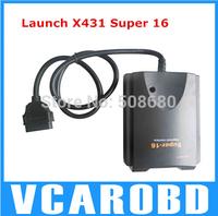 Auto Diagnosing Connector X431 super-16 L aunch X431 Super16 Interface from YOga