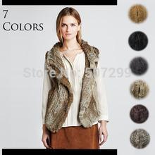 fur vest rabbit price