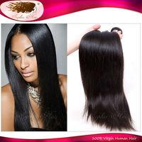 6A Genesis Virgin Hair Bundles Virgin Brazilian Straight Hair 100% Unprocessed Brazilian Human Hair Weave With Cuticle 3Pcs/Lot