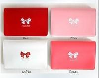 Stylenanda Cute business card case holder women wallets cards wallet  cards holder box
