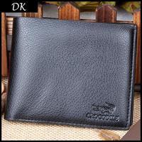 Promotion! Most value Quality assurance Cowhide wallet,Men's soft dough leather wallet, CROCODILE man purse/wallet for men