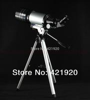 New Black 225x Monocular Refractor Space Astronomical Telescope Spotting Scope(Erect Image Optics)