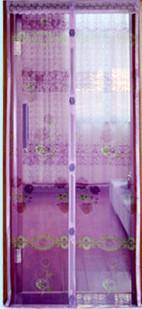 Chegada tecido Ikea Cortinas telas cortina cortina magnética Mosquito(China (Mainland))