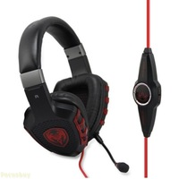 Good High quailty 7.1 Surround Sound Gaming Headset with Microphone Stereo Game headphones USB Game Player Headset SOMIC G930