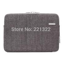 Free Shipping 2015 Fashion Laptop Case 14 Felt Laptop Sleeve for Macbook air 11 Waterproof For Macbook pro 13 15 Neoprene Sleeve