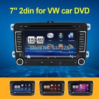 2din VW Tiguan / Scirocco /Touran Car DVD player, GPS Headunit Radio A2DP BT 2DIN Stereo CD VCD Player parking