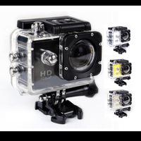 HD 1080P Helmet camera SJ4000B action camera 30M Waterproof DVR 1:1 SJ4000 Mini DV Camera 1.5 inch lcd gopro style Sport camera