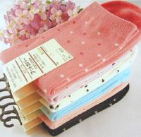 2014 Best Seller Cotton Women Socks Autumn Socks Brand Socks 5 solid colors per lot