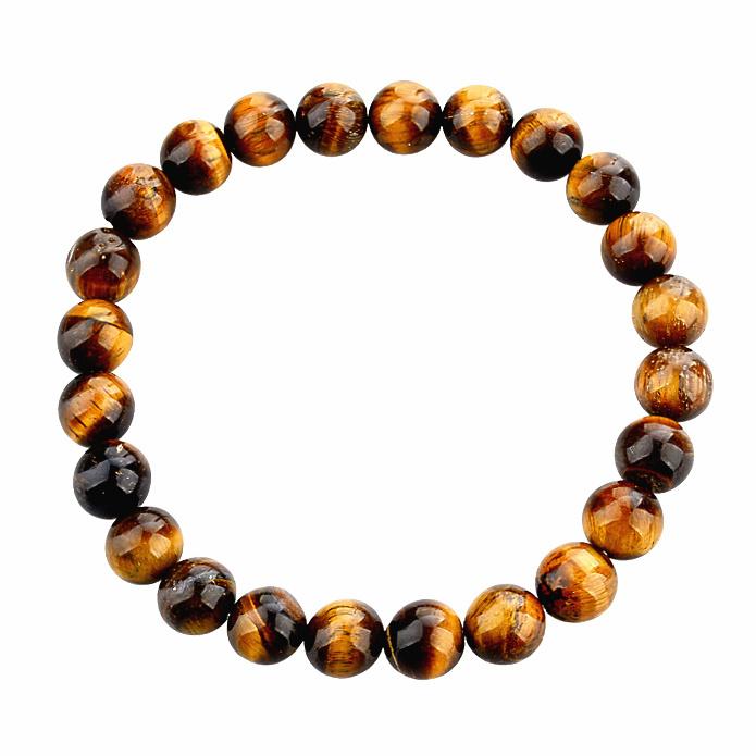 Tiger Eye Love Brand Buddha Bracelets Bangles Elastic Rope Chain Natural Stone Friendship Bracelets For Women and Men Jewelry(China (Mainland))