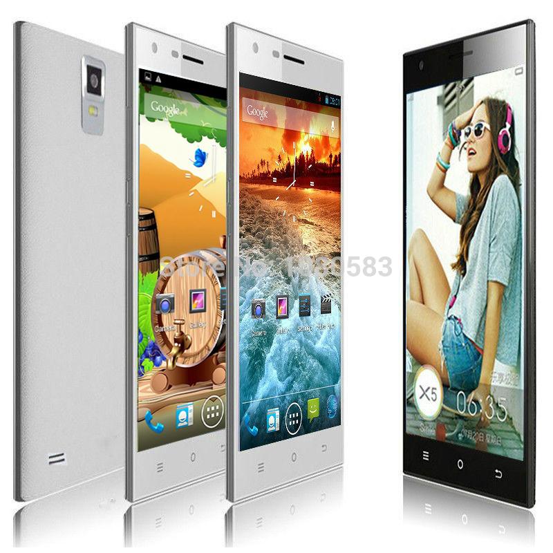 Мобильный телефон N720 5.5' Android 4.4.2 MTK6572 512MB ROM 4GB Quad Band AT&T WCDMA GPS QHD + mijue m7 mtk6582 quad core android 4 2 2 wcdma bar phone w 5 0 ips 4gb rom gps otg white