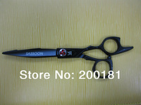 Professional Stainless  5.5inch Hairdressing Scissors Kit Barber Hair Thinning