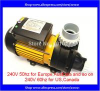 hot tub spa pool pump 1.5KW/2.0HP TDA200  Pool Pump equipment pool China Whirlpool LX TDA 200  single speed Pump - 2.0HP