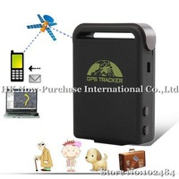 Real Time GPS/GPRS/GSM Portable GPS TRACKER for Car and Pet Handy Tracker TK102 Drop Shipping