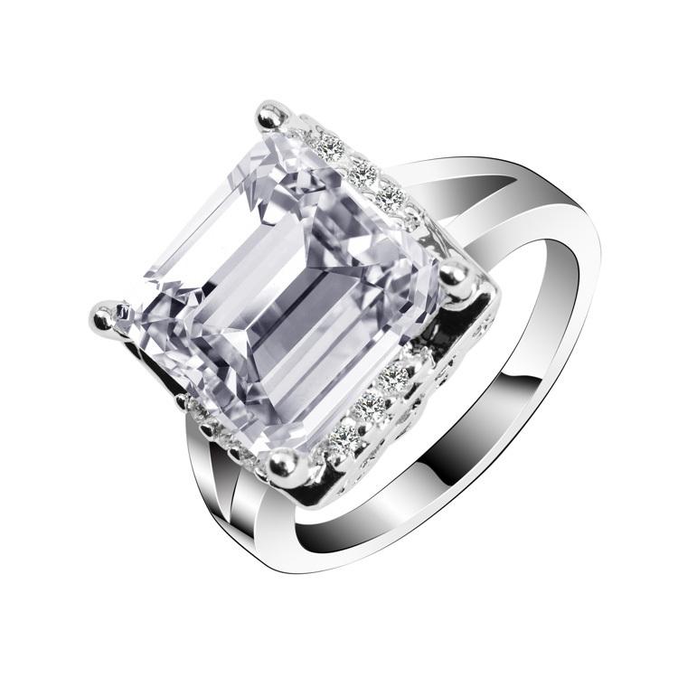 Дизайнерский бренд позолоченный обручальные кольца кристалл мода ну вечеринку кольцо Aneis бижутерии женщин ювелирные изделия 8R1499 кольцо bao chun anillos 925 aneis jz10 bcjz10