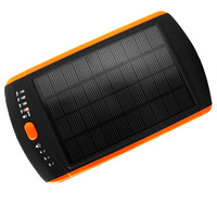 2012 Design Hight Power 23000mAh Solar Charger for Professional Laptop/iPhone + free shipping Singapore post