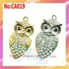 1GB 2GB 4GB 8GB 16GB 32GB 64GB Owl USB Flash Drive,Crystal USB Flash Drive with High Speed Chip+Free shipping #CA019