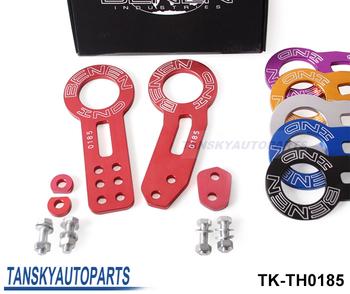 0185  UNIVERSAL TOW HOOK SET  (ONE SET : Front + Rear) color: Purple,red,sliver,black,blue,golden TK-TH0185