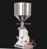 A02Gel filling machine(3-50ml),pneumatic used bottle filling machine