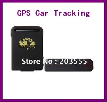 Гага дело бесплатная доставка GPS трекер детские трекер tk102, Глобальное в режиме реального времени Quadbands GSM / GPRS / GPS устройство слежения