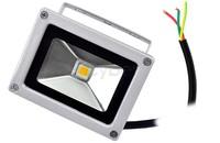 10W 85-265V High Power Flash Landscape Lighting LED Wash Flood Light Floodlight Outdoor Lamp Retail & Wholesale SV18 871
