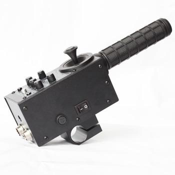 Powerkam remote pan tilt controller for motorised  head for camera jib arm