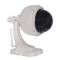 WANSCAM Wireless Megapixel HD High Definition 3x Optical Zoom Pan/Tilt PTZ H.264 IR Cut WiFi Outdoor Security Network IP Camera