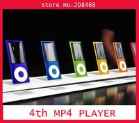 4th 2gb MP3/ MP4 Player 1.8'' Lcd Video Radio ebook FM game digital slim MP3 MP4