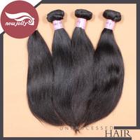 Brazilian virgin hair straight 10''-28' inch human hair wigs 1pcs only unprocessed natural black hair free shipping