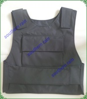 free shipping!!! nij iiia military hard matter bulletproof body armor