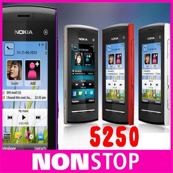 Мобильный телефон Nokia 5250 GSM FM MP3 2MP