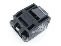 QFP48 TQFP48 IC51-0484-806 QFP Yamaichi IC Test Burn-in Socket Adapter 0.5mm Pitch