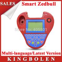 Highly Recommand 2015 New Mini Pocket Type No Tokens No Login Card Zed-bull Auto Key Transponder Programmer Smart Zed bull